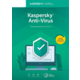 Kaspersky Anti-Virus 2019 CZ pro 4 zařízení na 12 měsíců, nová licence