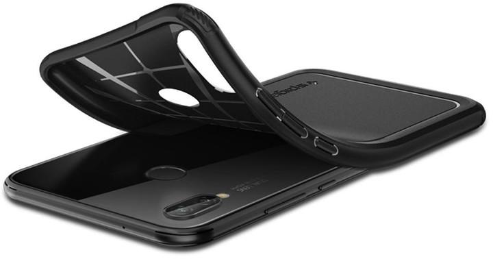 newest collection 12249 df9b4 Spigen Marked Armor Huawei P20 Lite, black