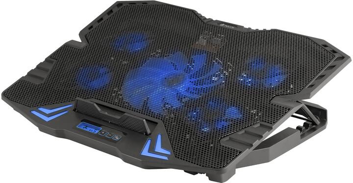 NGS chladící podstavec pro notebook GCX-400, herní