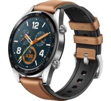 Huawei Watch GT Classic, stříbrná - 55023257