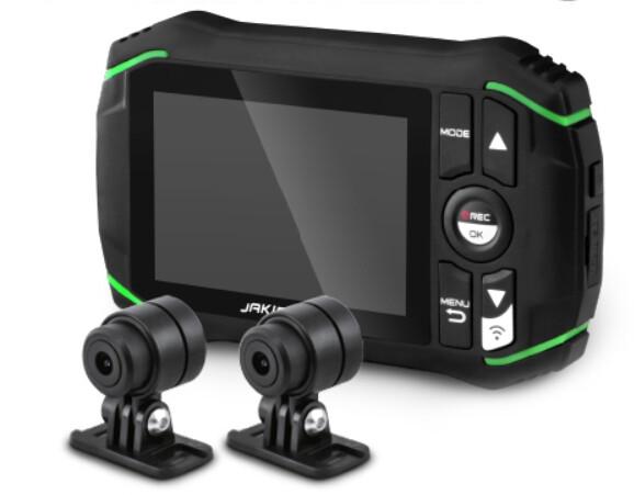 DOD KSB500 Dual, kamera do motocykl