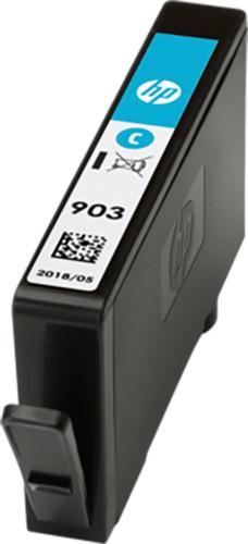 HP T6L87AE, náplň č.903, azurová