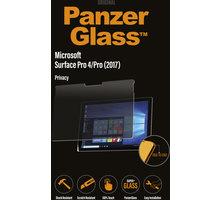 PanzerGlass Edge-to-Edge Privacy pro Microsoft Surface Pro 4/Pro 5/Pro 6/ Pro 7, čiré - P6251