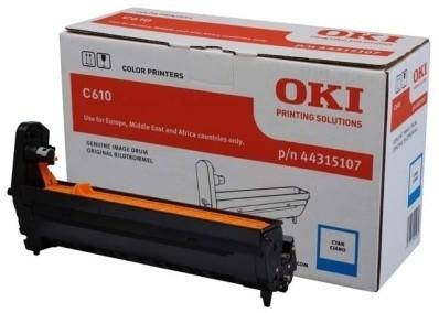 OKI obrazový válec pro cyan toner do C610 (20 000 stránek)