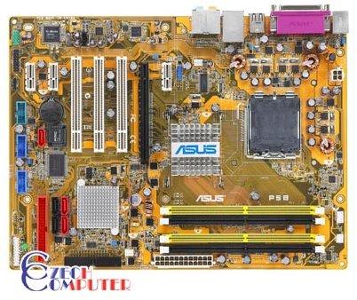 ASUS P5B - Intel P965