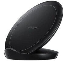 Samsung Bezdrátová nabíjecí stanice (s rychlonabíjením 7.5W pro iOS), černá - EP-N5105TBEGWW