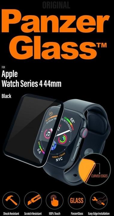 PanzerGlass Edge-to-Edge pro Apple Watch 4 44 mm