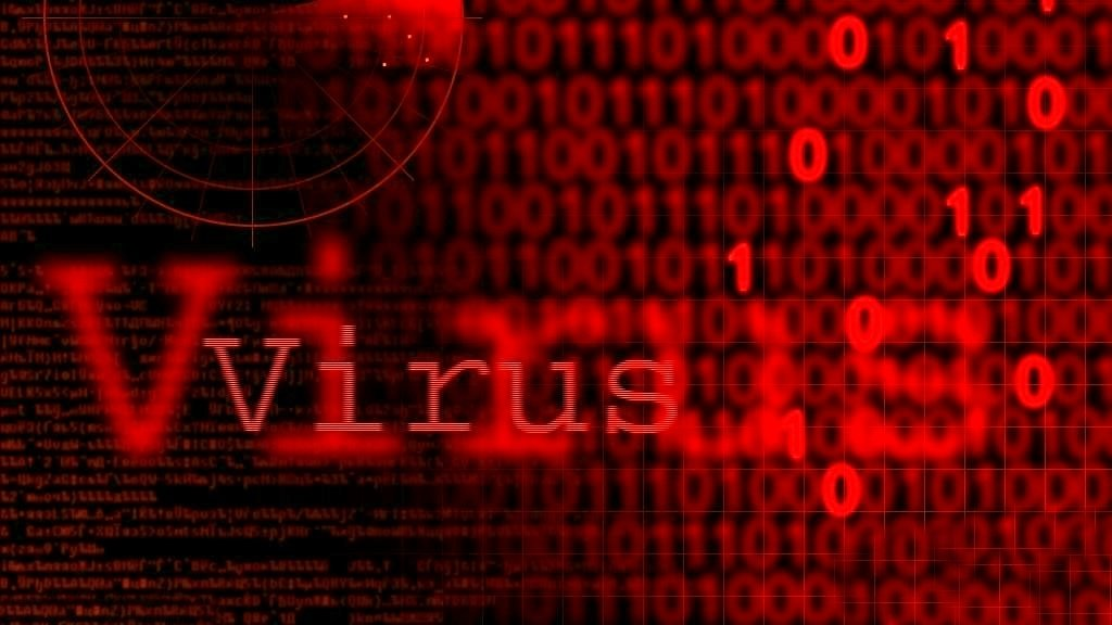 Virus výběru serverů pro vyhledávání