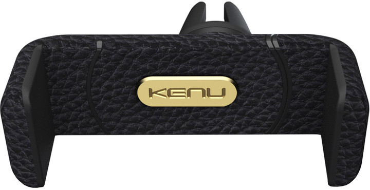 Kenu Airframe+ Leather, black - universal