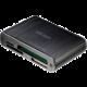 Akasa AK-CR-08BK, USB3.0, externí  + Voucher až na 3 měsíce HBO GO jako dárek (max 1 ks na objednávku)