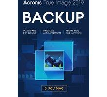 Acronis True Image 2019 ESD CZ pro 3 PC - TI32L1LOS