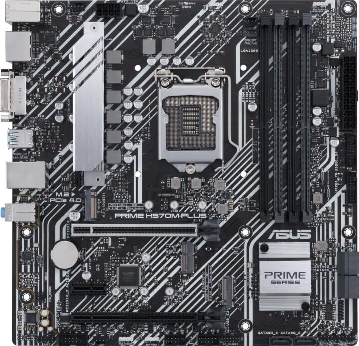 ASUS PRIME H570M-PLUS - Intel H570