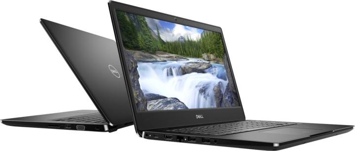 Dell Latitude 14 (3400), černá