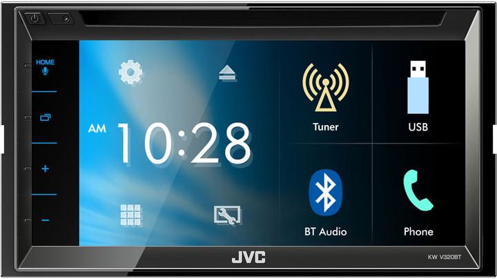 JVC KW V320BT