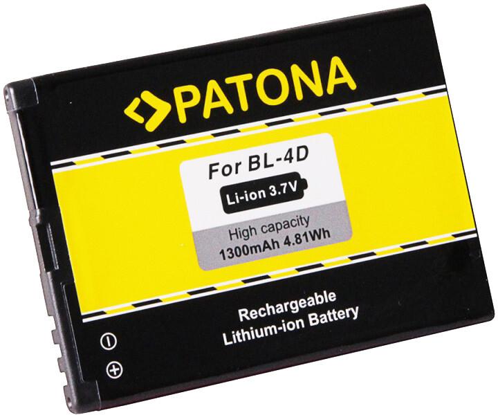 Patona baterie pro Nokia BL-4D 1300mAh 3,7V Li-Ion