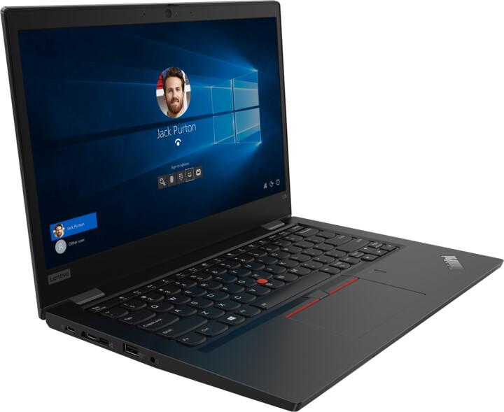 Lenovo ThinkPad L13 Clam, černá