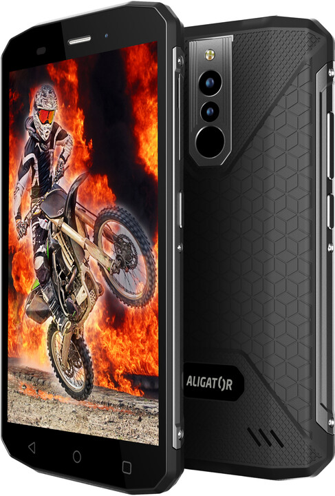 Aligator RX600 eXtremo, 2GB/16GB, černý