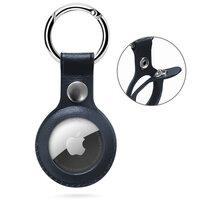 Epico klíčenka na Apple AirTag, kožená, modrá - 9910131600001
