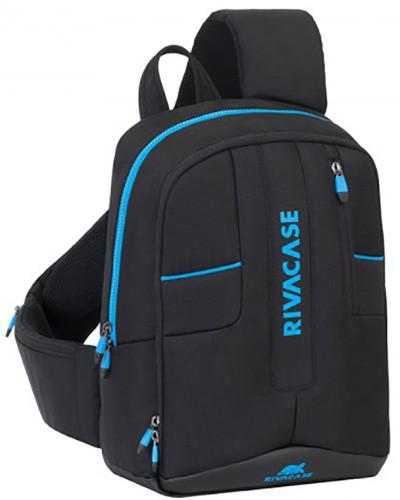 """RivaCase 7870 speciální batoh na dron a laptop 13.3"""" medium, černá"""