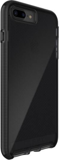 Tech21 Evo Check obal na iPhone 7 Plus, kouřová/černá