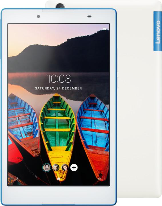 Lenovo TAB4 8 - 16GB, bílá