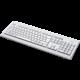 Fujitsu KB521, CZ, bílá