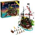 LEGO® Ideas 21322 Pirates of Barracuda Bay