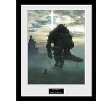 Zarámovaný plakát Shadow of the Colossus - Key Art - 5028486404698