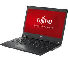 Fujitsu Lifebook U748, černá