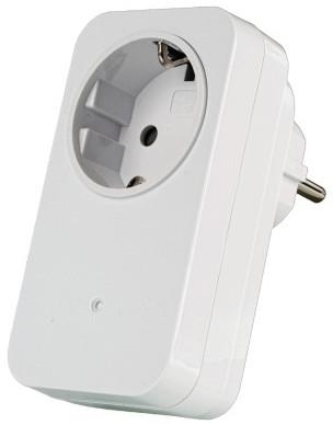Trust Spínač do vnitřní síťové zás. k bezdr. spínání světel/zařízení (max.1000W) AC-1000