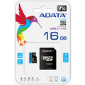 ADATA Micro SDHC Premier 16GB 85MB/s UHS-I A1 + SD adaptér