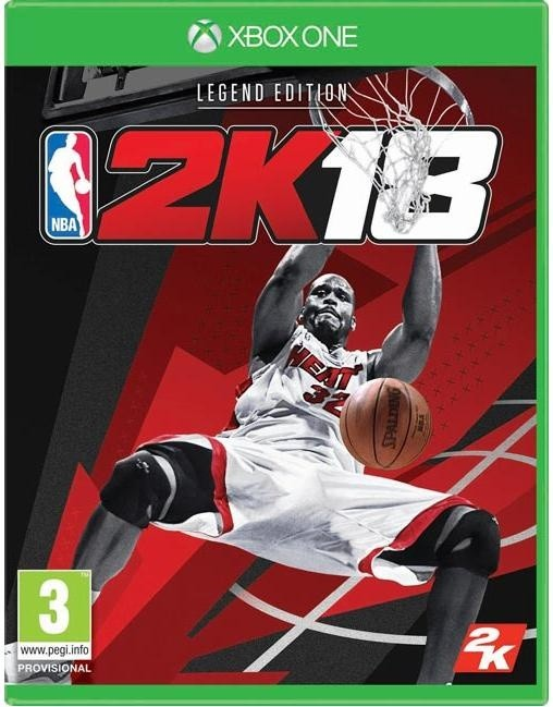 NBA 2K18 - Legend Edition (Xbox ONE)