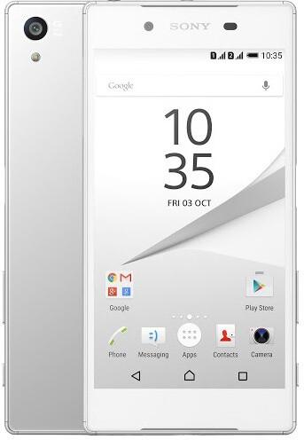 Sony Xperia Z5 Dual,bílá