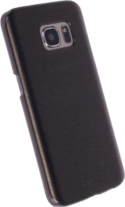 Krusell zadní kryt BODEN pro Samsung Galaxy S7, černá