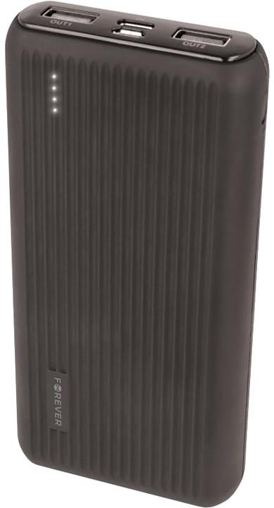 FOREVER Powerbanka PTB-05L 20000 mAh, černá