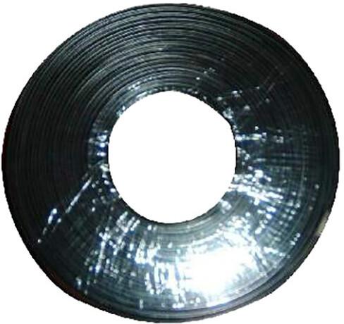 Gembird CABLEXPERT kabel telefonní, drát, 100m, černá