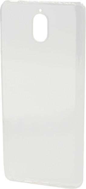 Epico Pružný plastový kryt pro Nokia 3.1 RONNY GLOSS, transparentní