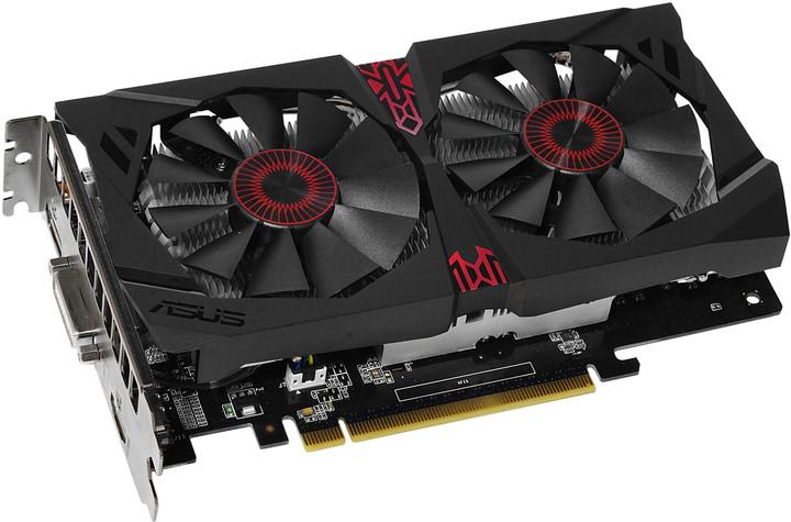 ASUS STRIX-GTX750TI-DC2OC-4GD5, 4GB GDDR5