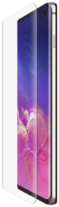 Belkin SCREENFORCE tvrzené sklo InvisiGlass pro Samsung Galaxy S10+