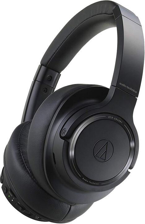 Audio-Technica ATH-SR50BTBK, černá
