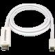 PremiumCord mini DisplayPort 1.2 na HDMI 2.0 kabel pro rozlišení 4Kx2K@60Hz, 3m