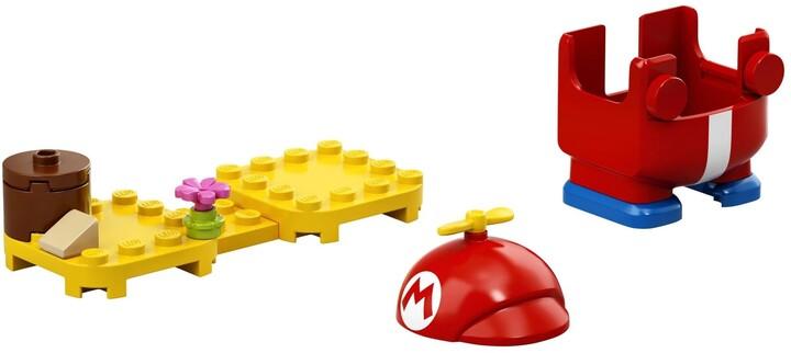 LEGO Super Mario 71371 Obleček s vrtulí – vylepšení pro Maria