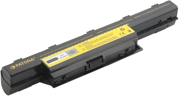 Patona baterie pro Acer Aspire 4551 6600mAh 11,1V