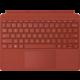 Microsoft Type Cover pro Surface Go, ENG, červená