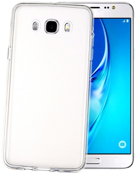 CELLY Gelskin pouzdro pro Samsung Galaxy J7 (2016), bezbarvé
