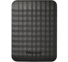 Maxtor M3 Portable - 1TB, černá