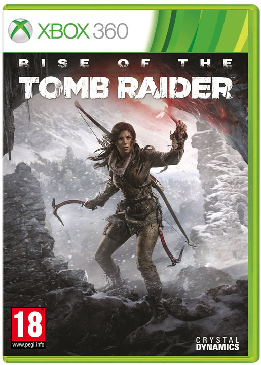 Rise of the Tomb Raider - X360