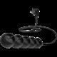CONNECT IT prodlužovací kabel 230 V, 5 zásuvek, 5 m, bez vypínače, černá