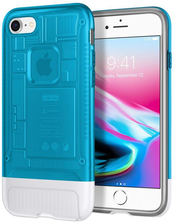 Spigen Classic C1 pro iPhone 8/7, modrá