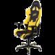 DXRacer Racing OH/RZ21/NY/NAVI, Na'Vi Edition, černá/žlutá